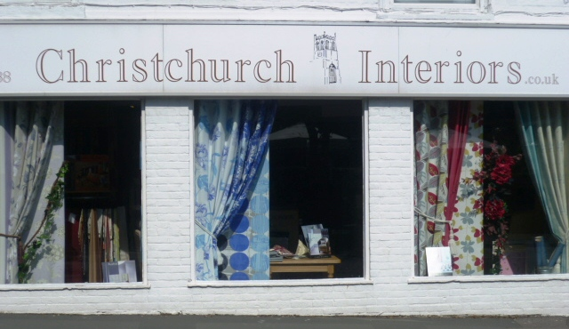 Christchurch Interiors Ltd - Curtains & Soft Furnishing